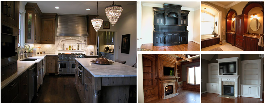Knoxville custom kitchens and woodworking