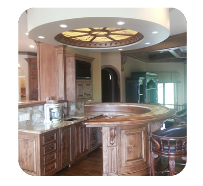 Custom woodworking company Knoxville